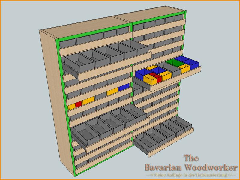 Werkstatt-Projekt Teil 1 Idee & Planung