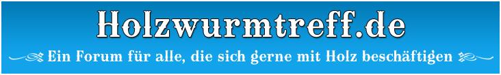 Banner-Holzwurmtreff
