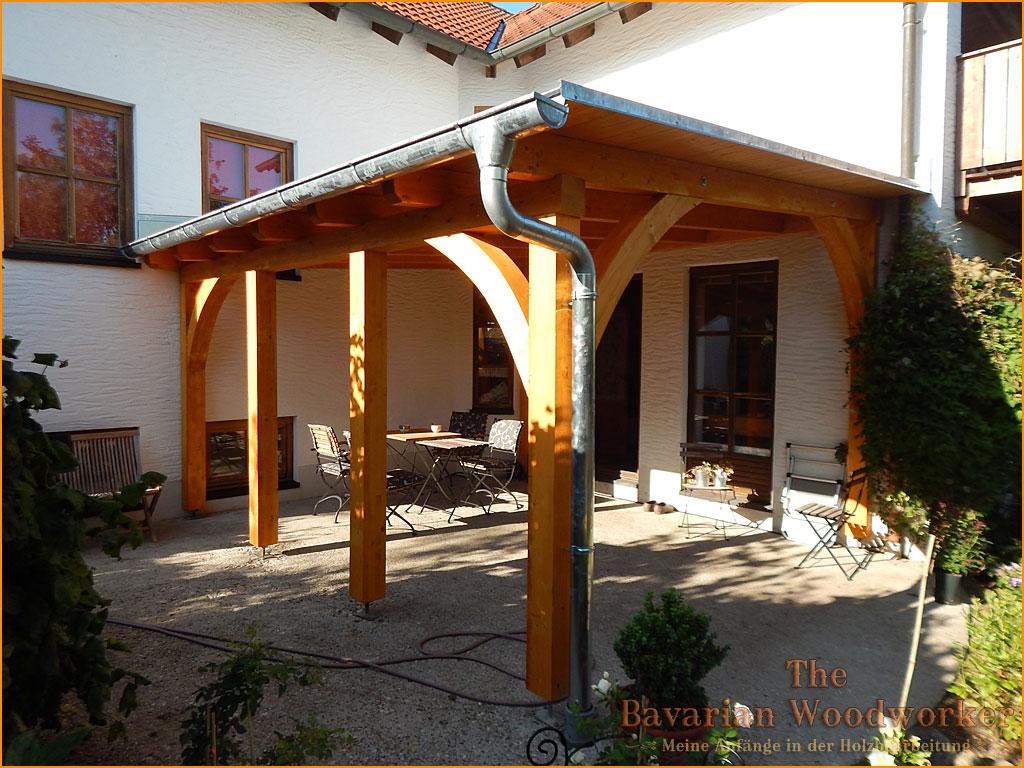 Vordach Terrasse