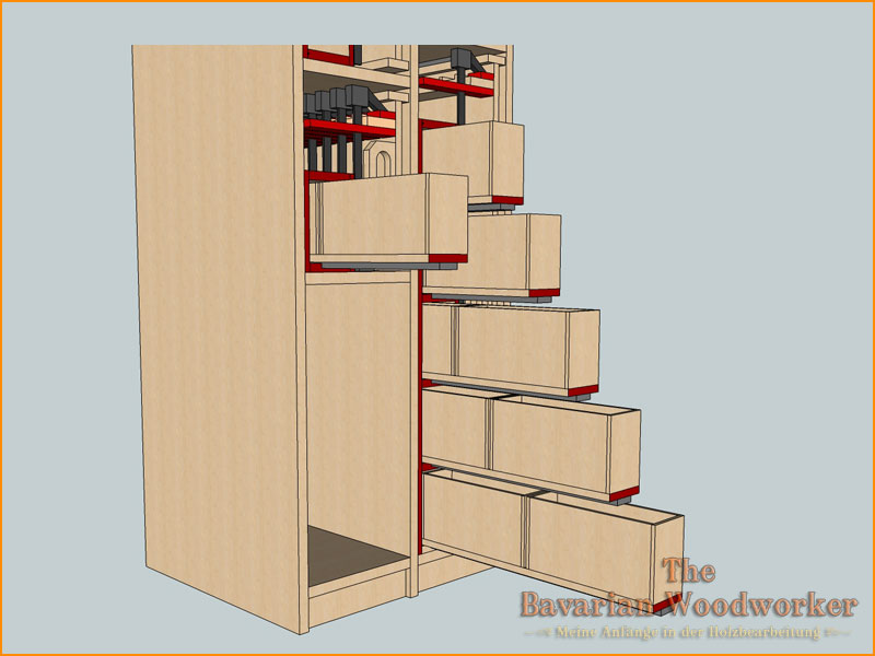 pimp my schrank f r 72 bessey einhandzwingen the bavarian woodworker. Black Bedroom Furniture Sets. Home Design Ideas